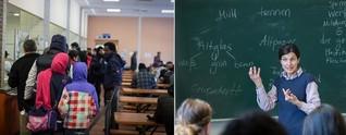 Flüchtlinge im Land Landtagswahl RLP 2016 [mit Video]