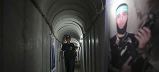 Mit Hightech gegen Tunnel