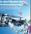 Titelgeschichte: Verblüht die Kreation in den Händen der Automatisierung? (04/17)