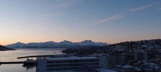 Norwegen: Auf in die Nacht