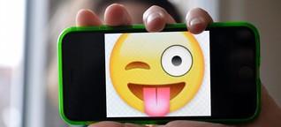 iPhone X mit Gesichtserkennung: Bitte recht freundlich!