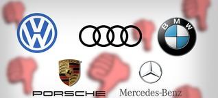 Diesel-Gipfel: Minimallösung statt großer Wurf - büßen die Autokonzerne ihre Glaubwürdigkeit ein?