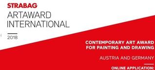 Kunstwettbewerb: STRABAG ArtAward International 2018