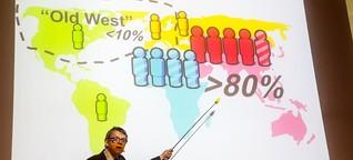 Hans Rosling: Goodbye Datenkönig