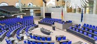 Wahl 2017: Größer und männlicher - das ist der neue Bundestag - SPIEGEL ONLINE - Politik