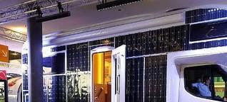 ☛ Caravan auf der CMT: Mit Sonnenenergie ab in die Zukunft