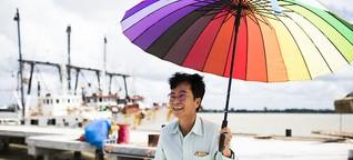 Surinam: Peking im Regenwald