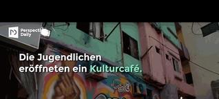Kulturcafé Tripoli: Was es bedeutet, in einem Konflikt aufzuwachsen