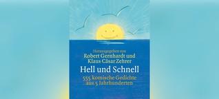 Lyrik und Humor. Robert Gernhardt zum 80.