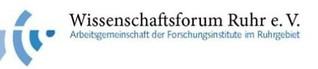 Newsletter für das Wissenschaftsforum Ruhr