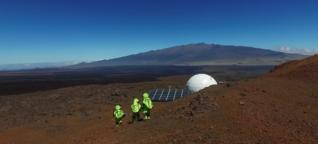 """""""Jeder Astronaut kehrt als Umweltschützer zurück"""""""