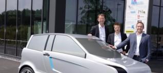 Ein kleines deutsches Unternehmen hat etwas geschafft, woran Tesla, Daimler & Co gescheitert sind