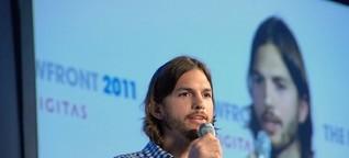 US-Star Ashton Kutscher investiert in Insurtech Wefox