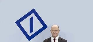 Deutsche Bank-Aktie: Der Frust und die Verluste gehen weiter