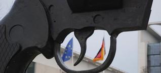 Soll Deutschland Waffen an Kriegsparteien liefern?