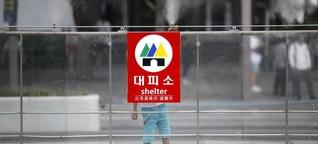 Der Atomkriegausbildner von Seoul