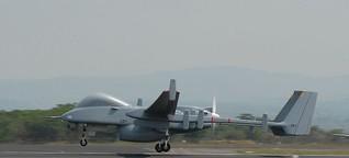 Bewaffnete Drohnen für die Bundeswehr