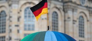 Kommentar: Sachsen, braunes Naziland? Unfug! (Spiegel Online)
