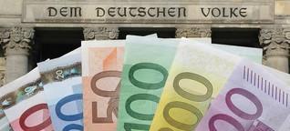 Firmen zahlen 1,3 Millionen Euro an Parteien