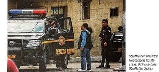Guatemala: Versöhnung statt Rache