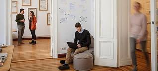 Wie ein Berliner Start-up Arbeitszeiten flexibilisiert