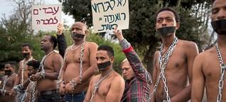 Israel will Flüchtlinge loswerden