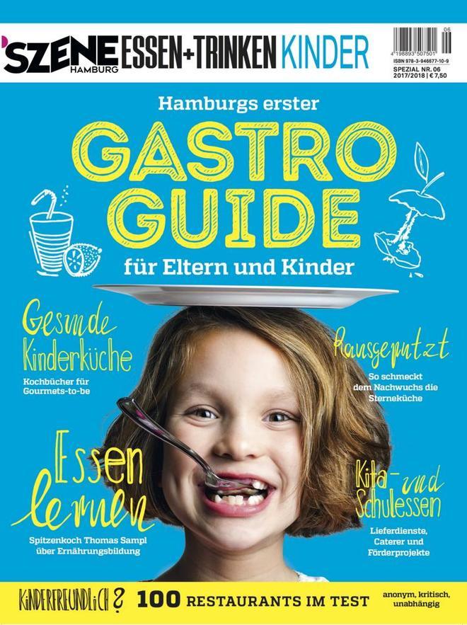 Gastro-Guide für Eltern und Kinder
