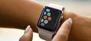 Die Apple Watch holt auf - doch Taktgeber bleiben die Uhrenmacher