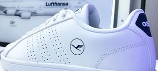Adidas produziert Sneaker für Mitarbeiter der Swiss