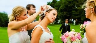 Heiraten für die Likes: So inszenieren Paare ihre Hochzeit auf Instagram