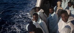 Flüchtlingskrise: Was sind die Ursachen und was kann Europa tun?
