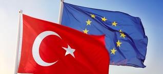 Warum die EU die Beitrittsverhandlungen mit der Türkei nicht abbricht