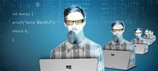 """Das Microsoft-Dilemma"" - Reportage & Dokumentation"