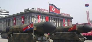 Konflikt mit Nordkorea: Eine neue Kuba-Krise?