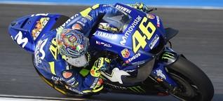 Knackpunkt Beschleunigung: Rossi sorgt sich um Elektronik