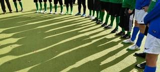 Streit im Berliner Fußball-Verband: Luxusbau auf Kosten der anderen
