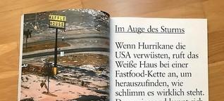 Der Waffle House Index: Im Auge des Sturms