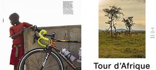 Lufthansa Magazin: Tour d'Afrique