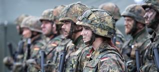 Ein Maßstab, den Soldaten in sich tragen