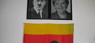 Zu Besuch bei Deutschlands letztem Hitler
