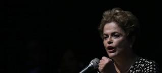 Brasiliens Wahlkampf ist auf Schmutz gebaut
