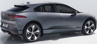 Testfahrt mit dem I-Pace von Jaguar