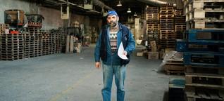 Griechenland-Krise 2011: Der Fabrikbesetzer