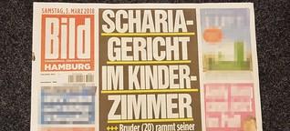 """Ohne Skrupel: """"Bild Plus"""" ködert mit Gewalt"""