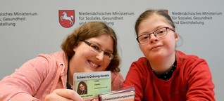Behinderte Menschen: Wir brauchen keinen Schwerbehindertenausweis