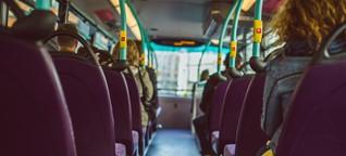 Warum Hunderte italienische Pflegekräfte in Busse der Hoffnung steigen