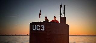 """Prozess gegen U-Boot-Kapitän Peter Madsen beginnt - """"Ich lebe übrigens noch. Aber jetzt tauchen wir ab"""""""