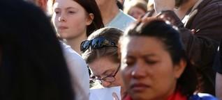 """#PrayFor - """"Wer von Euch hat wirklich gebetet?"""""""