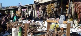 Die Händler von Warwick - Informelle Wirtschaft in Südafrika