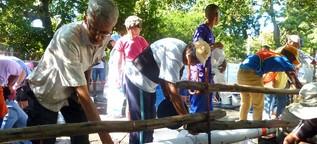 Trockenübung am Kap - Stadt ohne Wasser